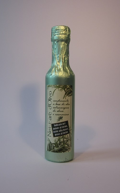 Extra Virgin Olive Oil Flavoured rosemary 250ml.