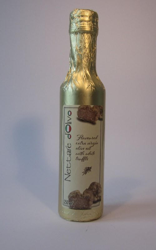Extra Virgin Olive Oil Flavoured truffle 250ml.