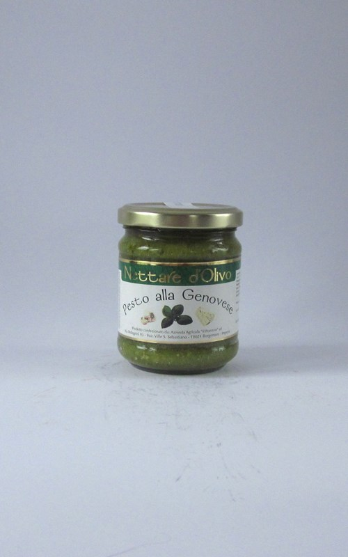 -- Pesto Ligure in Evo -- 180 gr.