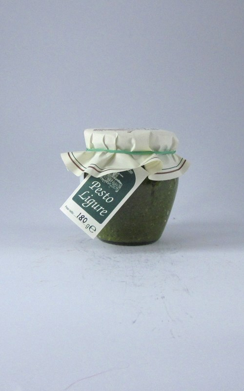 -- Pesto Ligure in Evo -- senz'aglio 180 gr.